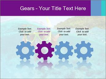 Diver In Googles PowerPoint Template - Slide 48