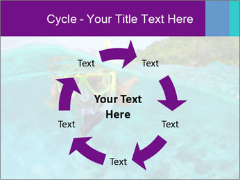 Diver In Googles PowerPoint Template - Slide 62