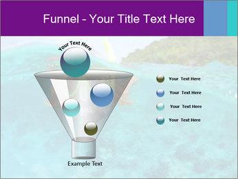 Diver In Googles PowerPoint Template - Slide 63