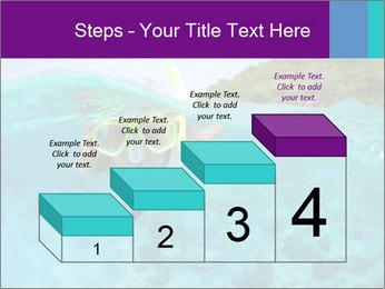 Diver In Googles PowerPoint Template - Slide 64