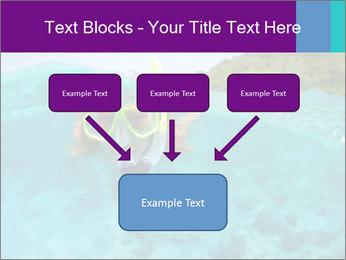 Diver In Googles PowerPoint Template - Slide 70