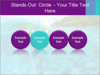 Diver In Googles PowerPoint Template - Slide 76