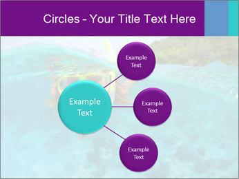 Diver In Googles PowerPoint Template - Slide 79