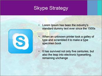 Diver In Googles PowerPoint Template - Slide 8