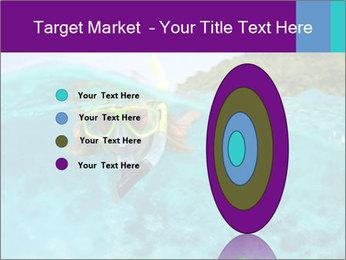 Diver In Googles PowerPoint Template - Slide 84
