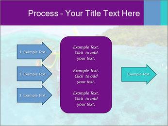 Diver In Googles PowerPoint Template - Slide 85