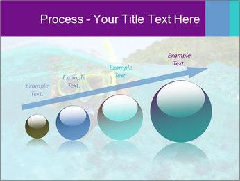 Diver In Googles PowerPoint Template - Slide 87