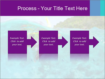 Diver In Googles PowerPoint Template - Slide 88