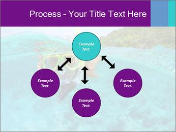 Diver In Googles PowerPoint Template - Slide 91