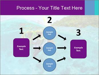 Diver In Googles PowerPoint Template - Slide 92