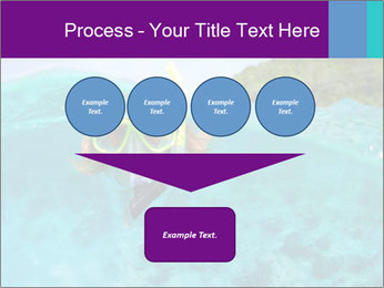 Diver In Googles PowerPoint Template - Slide 93