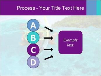 Diver In Googles PowerPoint Template - Slide 94