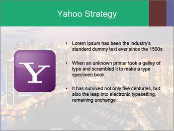 Dubai At Night PowerPoint Template - Slide 11