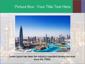 Dubai At Night PowerPoint Template - Slide 16