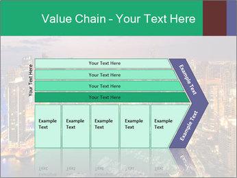 Dubai At Night PowerPoint Template - Slide 27