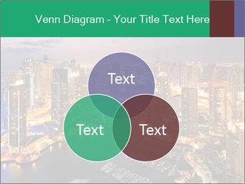 Dubai At Night PowerPoint Template - Slide 33