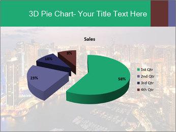Dubai At Night PowerPoint Template - Slide 35
