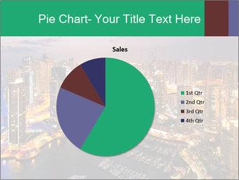 Dubai At Night PowerPoint Template - Slide 36