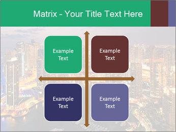 Dubai At Night PowerPoint Template - Slide 37
