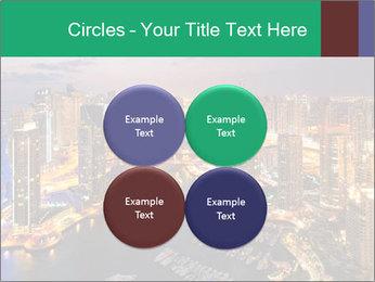 Dubai At Night PowerPoint Template - Slide 38