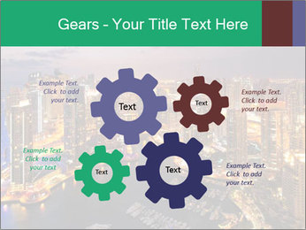 Dubai At Night PowerPoint Template - Slide 47