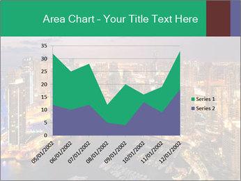 Dubai At Night PowerPoint Template - Slide 53