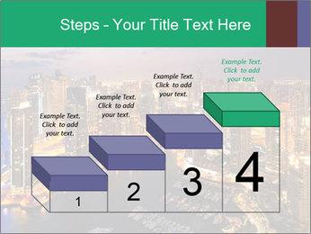Dubai At Night PowerPoint Template - Slide 64