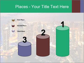 Dubai At Night PowerPoint Template - Slide 65