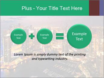 Dubai At Night PowerPoint Template - Slide 75
