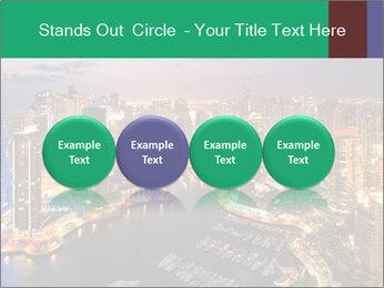 Dubai At Night PowerPoint Template - Slide 76