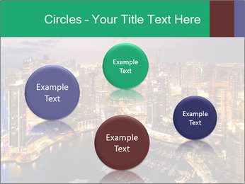 Dubai At Night PowerPoint Template - Slide 77