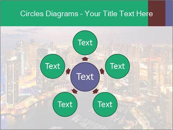 Dubai At Night PowerPoint Template - Slide 78
