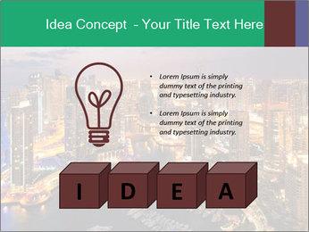 Dubai At Night PowerPoint Template - Slide 80