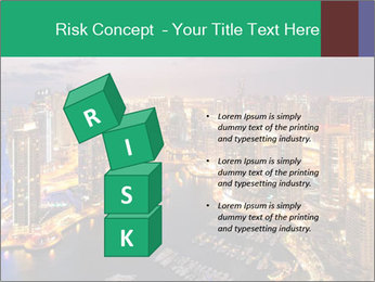 Dubai At Night PowerPoint Template - Slide 81