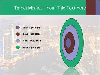 Dubai At Night PowerPoint Template - Slide 84