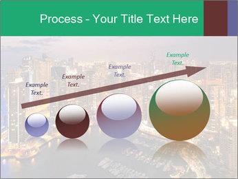 Dubai At Night PowerPoint Template - Slide 87