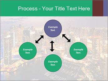 Dubai At Night PowerPoint Template - Slide 91