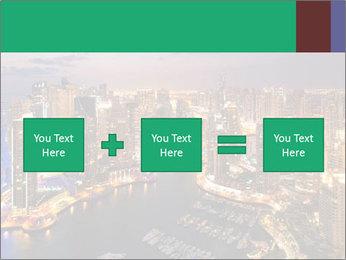Dubai At Night PowerPoint Template - Slide 95