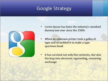 Golden Field PowerPoint Template - Slide 10