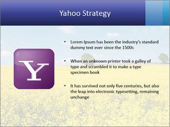 Golden Field PowerPoint Template - Slide 11