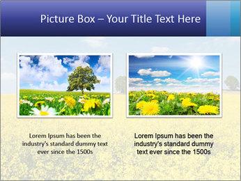 Golden Field PowerPoint Template - Slide 18