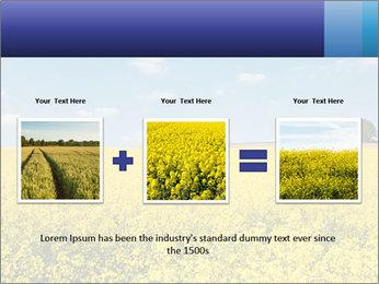 Golden Field PowerPoint Template - Slide 22