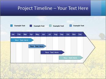 Golden Field PowerPoint Template - Slide 25