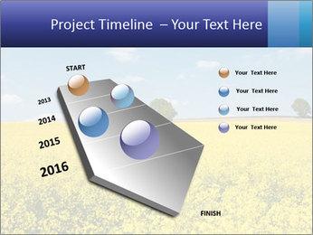 Golden Field PowerPoint Template - Slide 26
