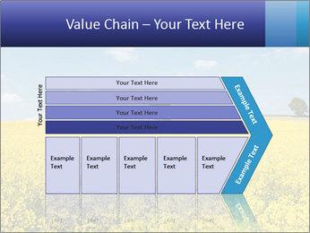 Golden Field PowerPoint Template - Slide 27