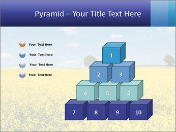 Golden Field PowerPoint Template - Slide 31