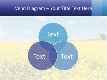 Golden Field PowerPoint Template - Slide 33