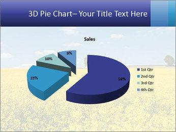 Golden Field PowerPoint Template - Slide 35
