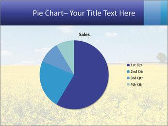 Golden Field PowerPoint Template - Slide 36