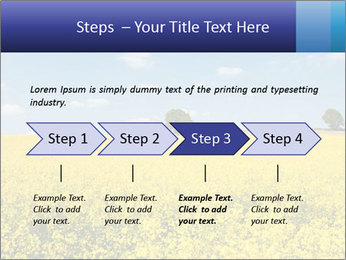 Golden Field PowerPoint Template - Slide 4